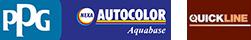 PPG Nexa Autocolor Aquabase és Quickline termékek formaglmazása